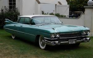 Series 62 Cadillac Cadillac Series 62 Four Window Sedan Photos Reviews