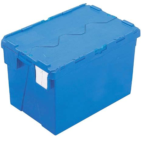 Box Container Buy 65lt Heavy Duty Boxes With Attached Lids