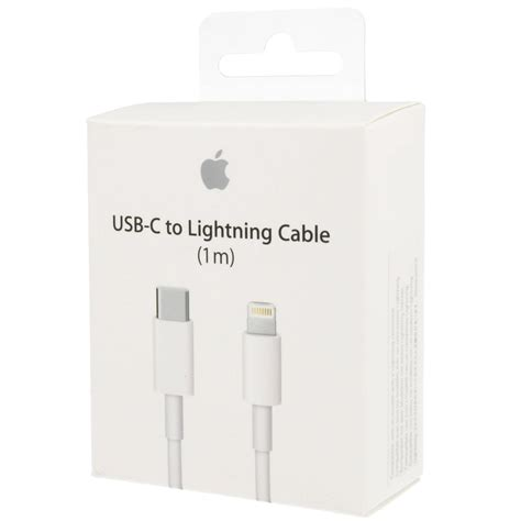 Lightning To Usb C Apple Bnib Kabel Data Charger Iphone 7 7 6 6s Ori genuine apple iphone 5 cable efcaviation