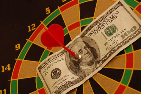 images luck darts lottery chance target money