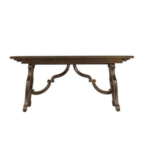 Stanley Furniture Dining Table Stanley Furniture Portfolio Rustica Rectangular Dining Harvest Table In Sorrel Pekonsax1