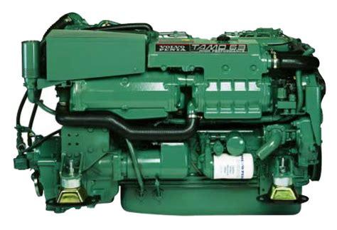 volvo penta marine diesel engine tamd   service manual    p ebay