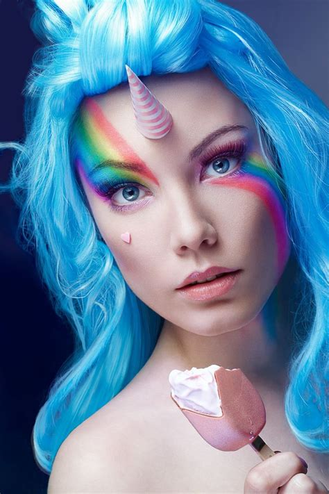 hair and makeup i do 17 best ideas about unicorn makeup on pinterest fairy