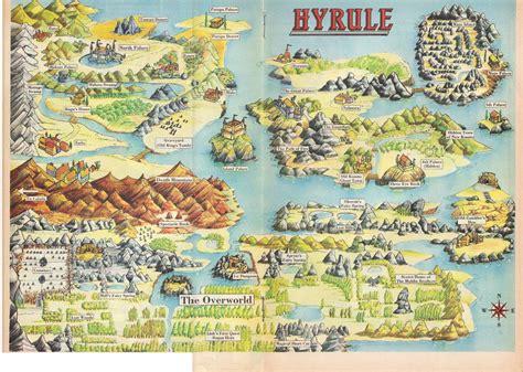 legend of zelda map painting recorded land shark attacks retro review legend of zelda 1