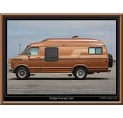 Dodge Brougham Camper Van Pictures