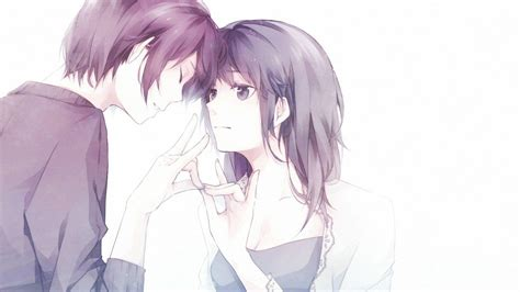 anime couple image anime couple wallpapers wallpaper cave