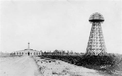 Nikola Tesla Russia Tower