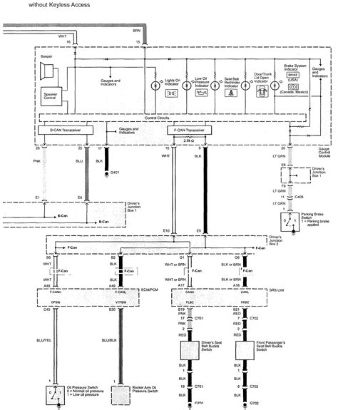 d15b7 ecu pinout wiring diagrams wiring diagram schemes