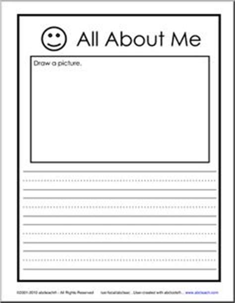 All About Me Essay High School by 1000 Images About Classroom Back To School On Day Of School Back To School