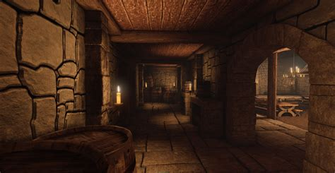 high quality abandoned room images world s greatest art site christopher sydell 3d medieval candles barrels