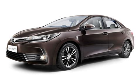 Toyota Corolla India Price Toyota Corolla Altis Launched Price In India Starts From