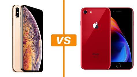 o que muda no iphone xs conhe 231 a diferen 231 as em rela 231 227 o ao iphone 8 celular techtudo