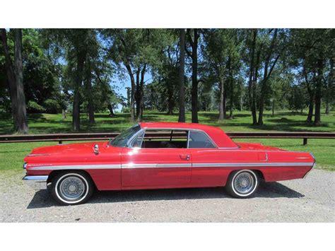 1962 Pontiac Bonneville Convertible For Sale by 1962 Pontiac Bonneville For Sale Classiccars Cc