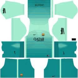 Dls 16 barcelona kits 2016 2017 home away alternate links youtube