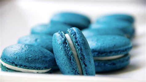 blue treats blue food for blue monday