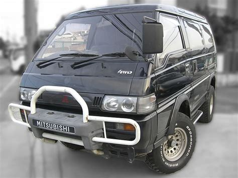 Mitsubishi L300 Delica Service Manual Owners And Service
