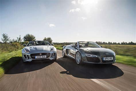 jaguar car icon icon buyer new jaguar f type v6 vs used audi r8 car