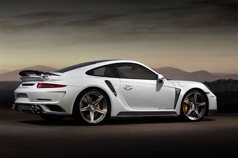 porsche stinger 2015 2015 porsche 911 turbo s stinger gtr by topcar rear