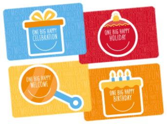 Gymboree Gift Card - last minute gifts printable and egift cards