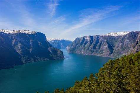 fjord zweden toerisme vakantie vvv informatie over noorwegen