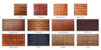Wooden Garage Designs wooden garage doors