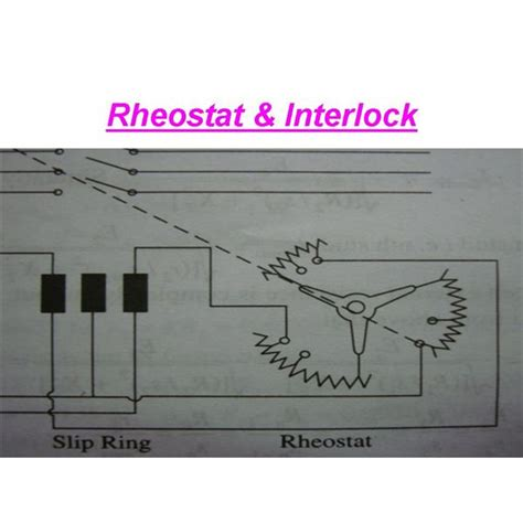 starting of slip ring induction motor explained in an easy manner