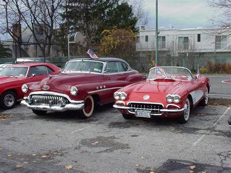 50s buick 50s buick and corvette