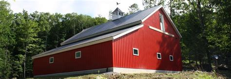 pattern works meredith nh meredith nh custom structural insulated panel sip barn