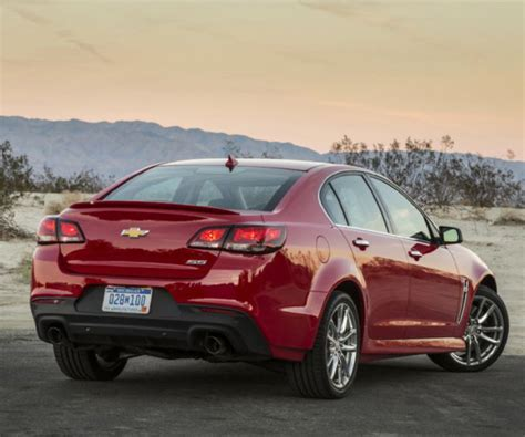 chevrolet ss specs 2017 chevy ss release date redesign and specs