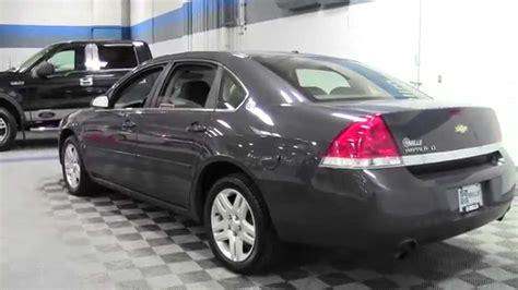 2008 impala tires 2008 chevrolet impala lt new tires 6h150044b