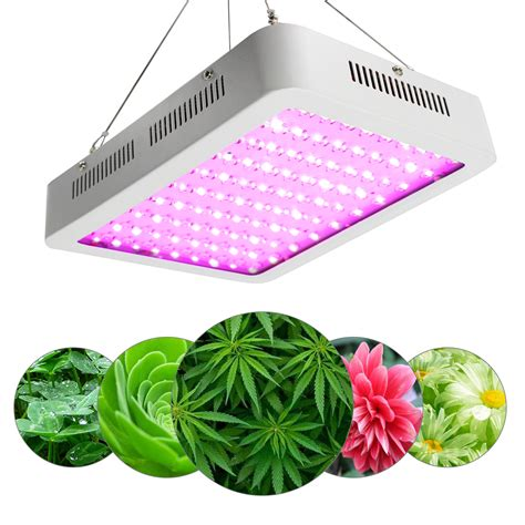 1000w led grow light spectrum 1000w led grow light panel l spectrum indoor plant