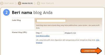 membuat web atau blog gratis cara membuat website atau blog sederhana dan gratis