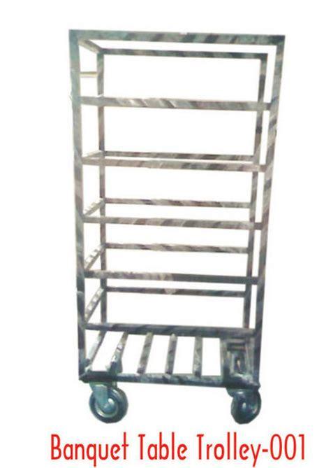 banquet chair trolley in jalahalli bengaluru manufacturer