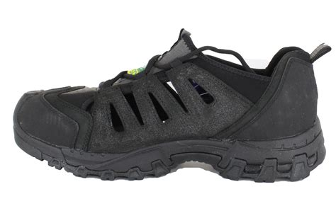 steel toe sandals mens terra blitz s1p safety steel toe work sandals open