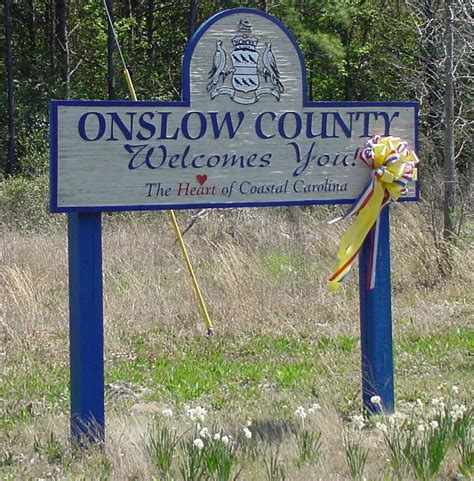 Onslow County Court Records Onslow County Carolina