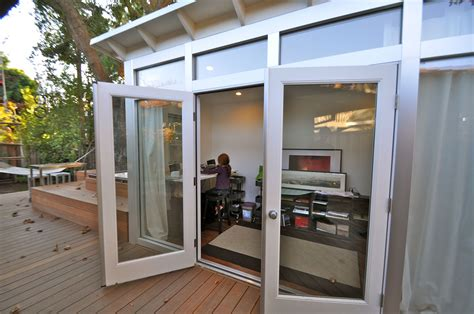 Backyard Guest Room by Www Studio Shed Home Office Kid S Work Area And