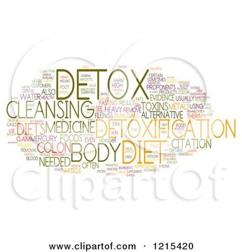 Detox Free by Royalty Free Rf Detoxification Clipart Illustrations