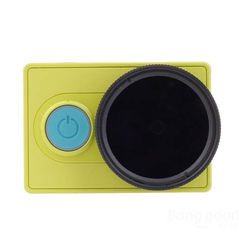 Cpl Lens Filter 37mm Yi cpl filter lens accessory 37mm for xiaomi yi black jakartanotebook