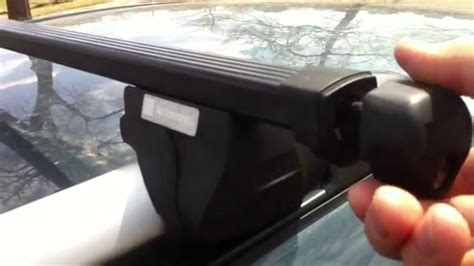 Bar Removal Gm Roof Rack Cross Bar Removal Part No 12489230