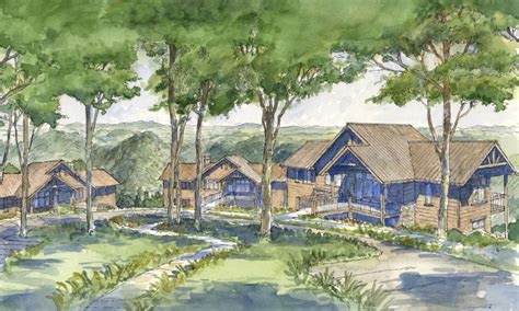 the lodge and cottages at primland cottages at primland samsel architects