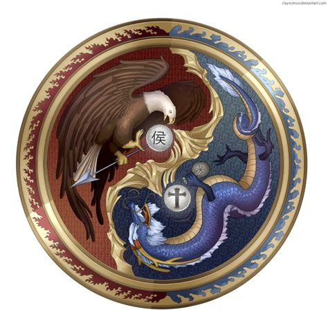 yin yang w painting process by clayscence on deviantart