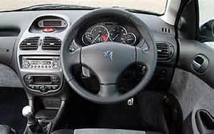 Peugeot 206 Interior Styling Car Reviews Peugeot 206 1 6 Hdi Gti The Aa