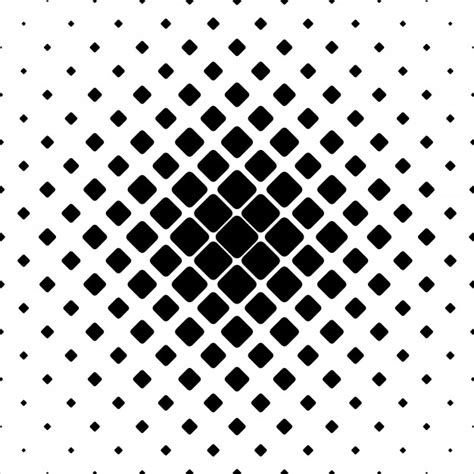 Square Pattern Background Vector | monochrome square pattern background geometric vector