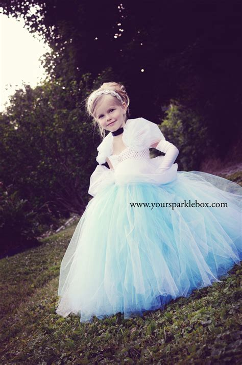 Dress Tutu Cinderella cinderella tutu dress by your sparkle box