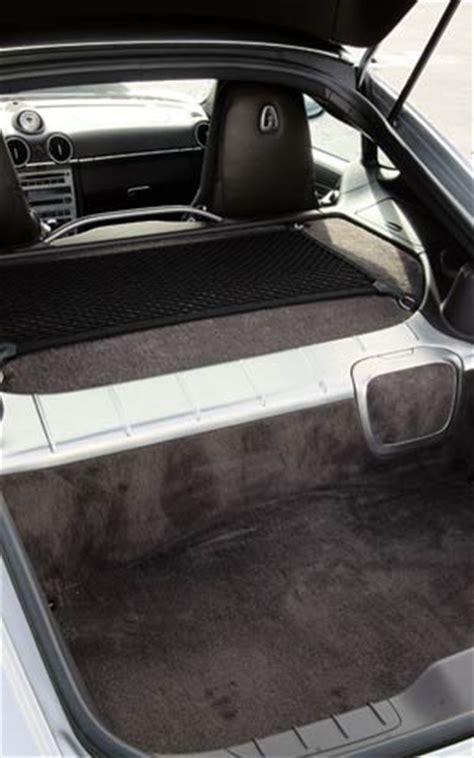 porsche hatchback interior 2006 porsche cayman s rear hatch interior photo 12