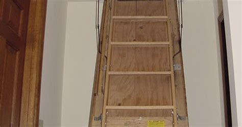 paul lagrange attic stairs the ultimate hole
