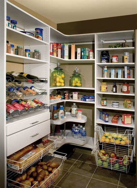 54 best Pantry Ideas images on Pinterest   Pantries