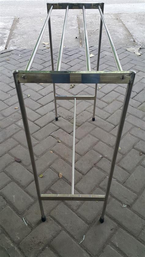 Jemuran Handuk Stainles Jual Jemuran Handuk Stainless Steel Baru Peralatan Rumah Tangga Murah