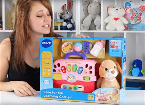vtech puppy carrier learning resources puzzle globe teach in a meaningful way notes