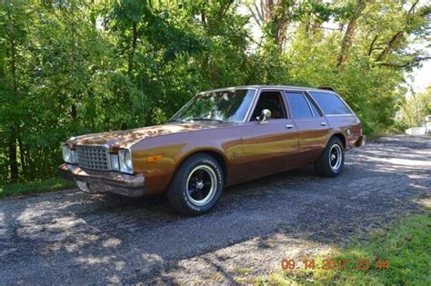 1978 plymouth volare wagon 1978 plymouth volare wagon 318 factory 4spd solid car
